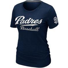 Nike New York Yankees Womens 2012 Baseball Practice T-Shirt - Navy Blue Baseball Injuries, Baseball Games, Baseball Outfits, San Diego Padres, Blue Nike, Sport Outfits, My Style, Navy Blue, Mens Tops