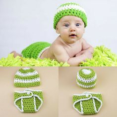 Clode/® Newborn Baby Girl Boy Infant Toddler Scarf Photo Props Photography Quilt Photographic Mat Khaki