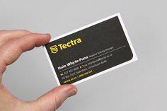 Tectra Branding   Foundry Creative