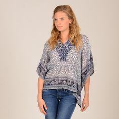 Blouse Indigo #PepeJeans #eboutic #ventesprivees