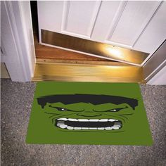 Hulk Bedroom Carpet Bath Or Doormats