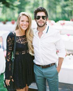 Thomas Rhett and his wife are beautiful
