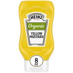 Free 2-day shipping. Buy Heinz Organic Yellow Mustard, 8 oz Bottle at Walmart.com Education Clipart, Yellow Mustard Seeds, Hot Dogs, Walmart, Organic, Drink, Bottle, Free, Beverage