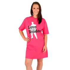 0b0050e125 ShopElvis.com. Elvis Love Me TenderNight Shirts For WomenOfficial ...