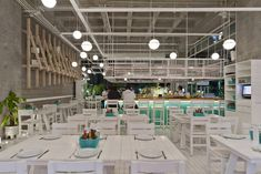 Gallery of Bellopuerto Reforma Restaurant / Estudio Atemporal - 6