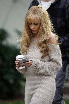 Christina Aguilara coffee