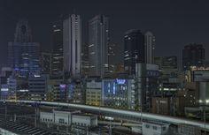 Tokyo: City Life - Page 89 - SkyscraperCity Life Page, Tokyo Tower, Nihon, City Life, New York Skyline, Skyscraper, Multi Story Building, Japan, Photography