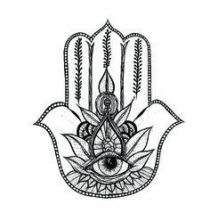 The Hand Khamsa Particularly Open Right Is A Sign Of