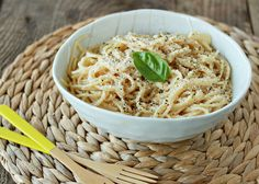 """Brown Butter Parmesan Spaghetti   Kitchen Treaty...I need this recipe like I need bigger thighs...and I have a feeling it will give me bigger thighs but this looks totally worth adding """"thighness"""" for...."""