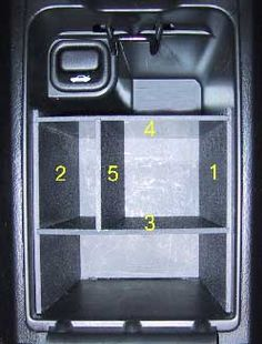 Glove Box Organizer Organization Car Hacks Car