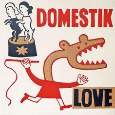 amor doméstico por ARTeFAKTshop en Etsy