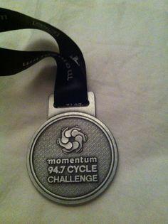 94.7 Cycle challenge 2012