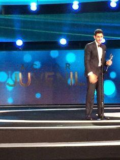 """Gracias Thomas Pink México por mi outfit para Premios TvyNovelas""  #AlejandroSpeitzer #AlexSpeitzer #actor #outfit #Mexico #Premios #PremiosTvyNovelas #2014 #Televisa #SantaFe #ThomasPink #Mexico"