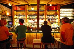 New Tiki Bar in Denver called Adrift.  Beautiful and tasty cocktails!