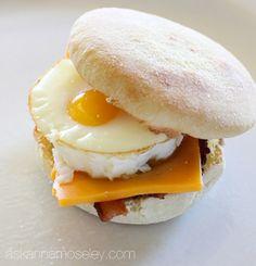 Weekday Time Savers>>Make Bulk Breakfasts