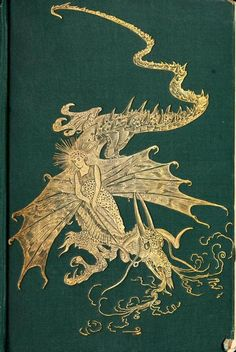 The Green Fairy Book  Andrew Lang illus.Henry Justice FordBook cover