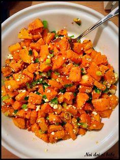 Salata cu cartofi dulci Kid Friendly Meals, Child Friendly, Quinoa, Sweet Potato, Carrots, Potatoes, Vegetables, Cooking, Muscles