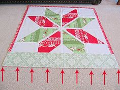 Moda Bake Shop: Bake Shop Basics: Quilt Borders