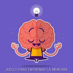 Juego para entrenar la memoria de corto plazo #entrenarmemoria