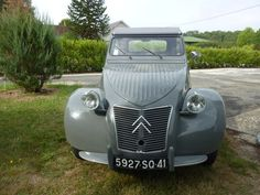 Citroën - 2 CV type AZ - 1955 - Catawiki