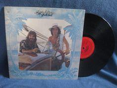 Vintage Loggins & Messina  Full Sail Vinyl LP by sweetleafvinyl