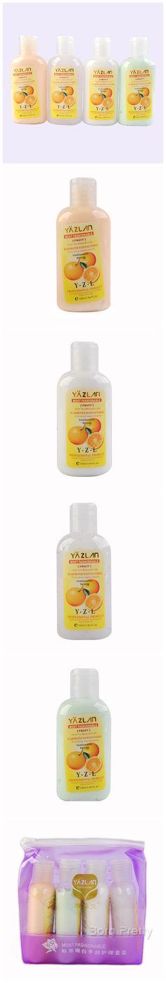 $15.95 Professional 4Pcs/Set Fresh Orange Flavor Hand Cream Skin Care Hand Care Case - BornPrettyStore.com