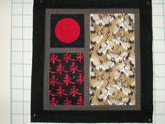 RMM Patchbox Quilt: Cranes