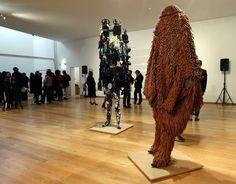 A coleção de arte contemporânea de Sindika Dokolo chegou ao Porto. E Isabel dos Santos foi ver - Observador