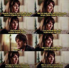 como chorei nessa cena my spence Spencer E Toby, Pll Memes, Pretty Litle Liars, Book Authors, Books, I Want You, Netflix, Tv Shows, Quotes