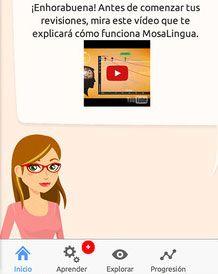 la app para aprender idiomas