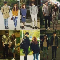 HongJung... #cheeseinthetrap #치즈인더트랩 #soonkki #yoojung #유정 #hongseol #홍설 #parkhaejin #박해진 #kimgoeun #김고은 #tvN #tvNdrama #kdrama #teamhongjung #cheeseinthetrapwebtoon Korean Girl Fashion, Korea Fashion, Asian Fashion, Kim Go Eun Style, My Style, Cheese In The Trap, Kdrama Actors, Korean Outfits, Asian Style