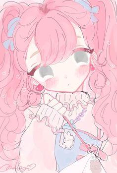 Imagen de girl, anime, and anime girl