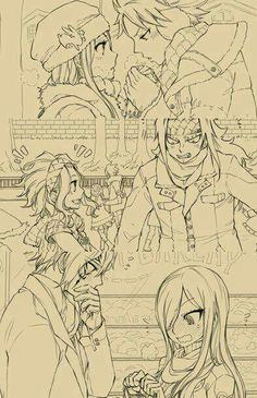 Fairy tail ships erza and jellal are just goals asf ❤️❤️ Fairy Tail Love, Fairy Tail Nalu, Image Fairy Tail, Fairy Tail Funny, Fairy Tail Ships, Fairytail, Gruvia, Gajevy, Fairy Tail Fotos