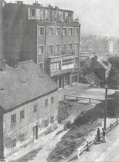 Bělohorská dum s papírnictvím Abandoned Places, Old Pictures, Czech Republic, Historical Photos, Prague, Cities, Exterior, Photography, Travel