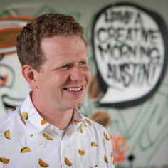 Ben Thoma, Creative Mornings Austin