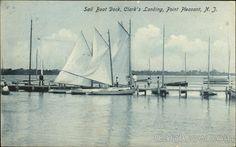 Sail Boat Dock, Clark's Landing