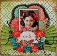 A Project by Marilyn Rivera from our Scrapbooking Gallery originally submitted 03/16/13 at 01:42 PM