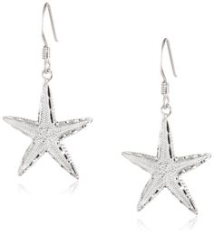 Sterling Silver Diamond Cut Starfish Dangle Earrings Amazon Curated Collection,http://www.amazon.com/dp/B00F6NCV6W/ref=cm_sw_r_pi_dp_TtbAtb0RNG43KZT1