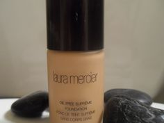 Laura Mericer Oil Free Supreme Foundation is amazing.