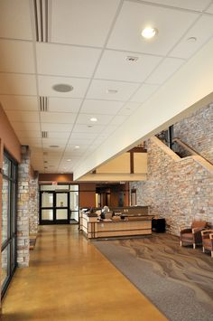 The Culveru0027s Company Headquarters in Prairie du Sac Wisconsin features energy-saving Juno Recessed & 42 best Commercial Lighting images on Pinterest | Commercial ...