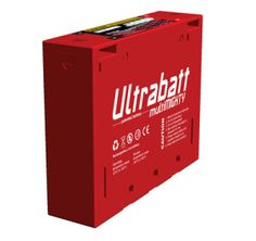 Ultrabatt Lithium Batteries Lighter , more powerful and holds a charge for more than one year.