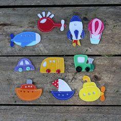 TomToy handmade by Ola Loginova: Unique quiet books/ Crochet world/ I spy trinkets