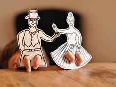 Dez brinquedos de papel para fazer com seu filho - Filhos - iG