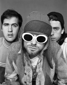 Последняя фотосессия Курта Кобейна (Kurt Cobain)