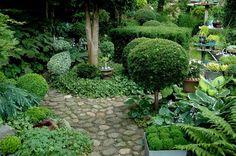 Inger & Jørn Møller Jensen's Gardens
