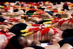 Cidadáns en Acción (CeA): Sr.Negreira:la tortura no es cultura.137.206 firma...