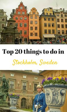 Top 20 things to do in Stockholm, Sweden