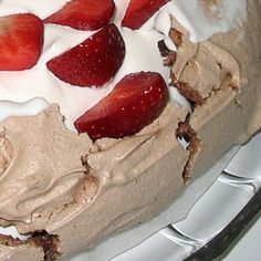 Pavlova de chocolate | SAPO Lifestyle