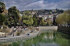 Rio Genil, Granada, España