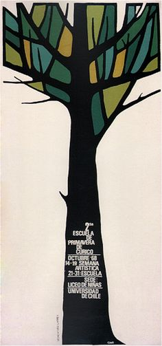 Chilean poster 1968